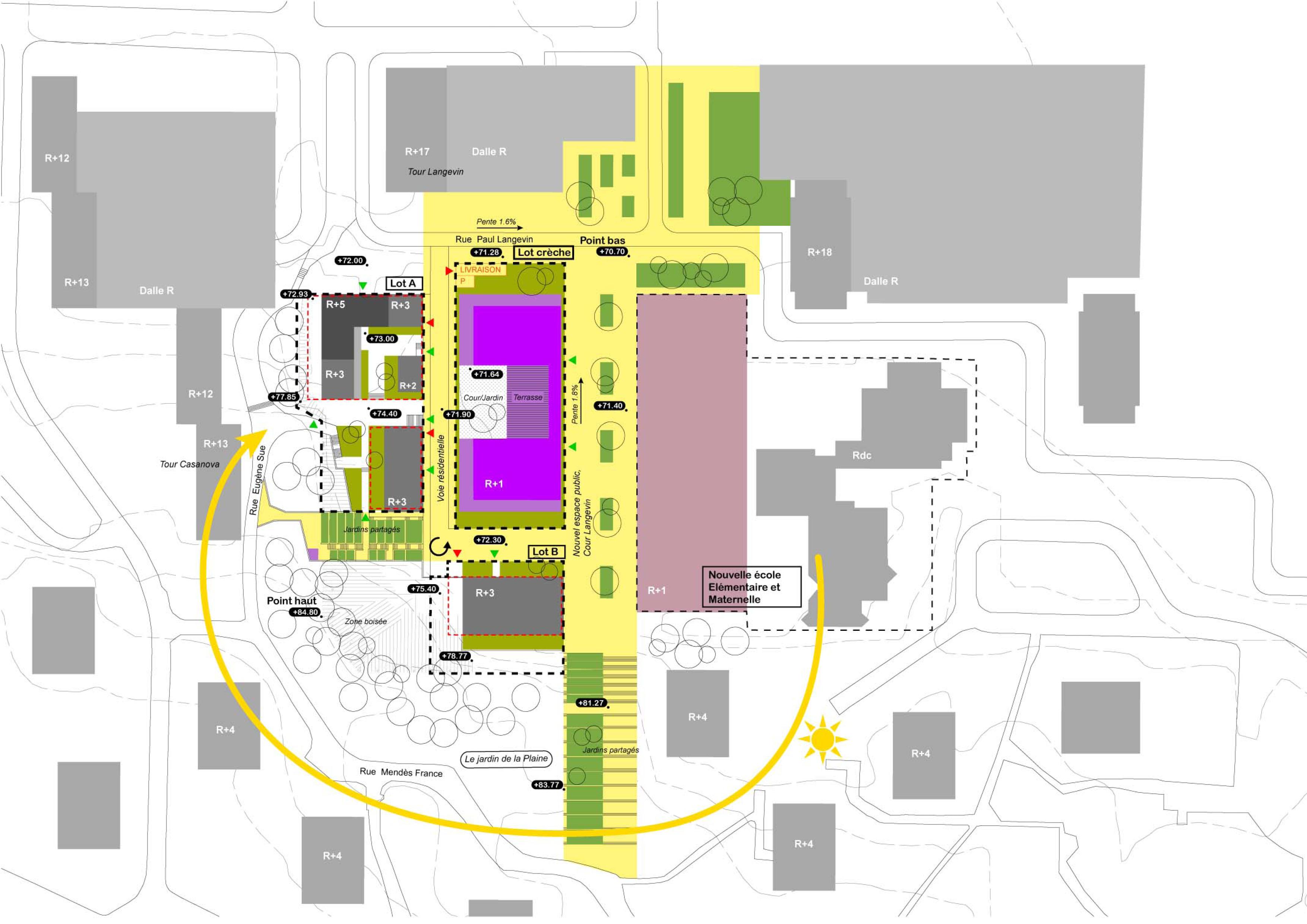Agence aupa urba architecture urbanisme for Agence architecture urbanisme